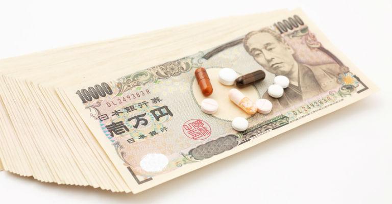東京都港区の調剤薬局でもっとも高額な求人は?(比較求人数132件)