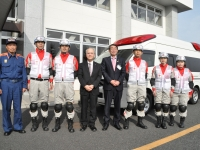 秦野赤十字病院が救護班「HAMAT(ハマ)」結成!医師、看護師、薬剤師、事務員含む7人で1チーム