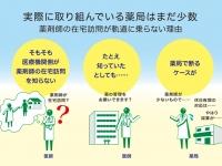 岡山市が薬剤師の訪問指導を推進、72店舗を在宅介護対応薬局に認定